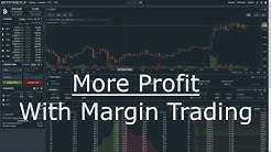How to make more PROFIT with Margin trading on Bitfinex