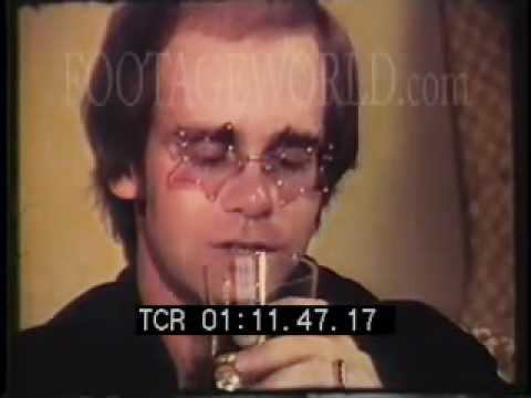 Elton John - Lost Interview - Captain Fantastic (1975)