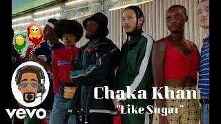 Chaka Khan - Like Sugar (Official Video) - My Reaction
