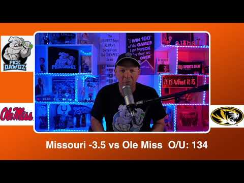Missouri vs Ole Miss 2/23/21 Free College Basketball Pick and Prediction CBB Betting Tips