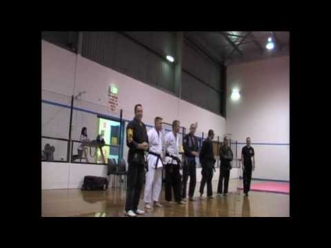 IBF Martial Arts Training Day 2013 Adelaide