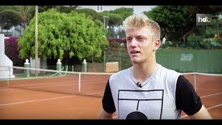 HDL Alejandro Davidovich, un campeón de Wimbledon llamado a escribir el futuro del tenis español