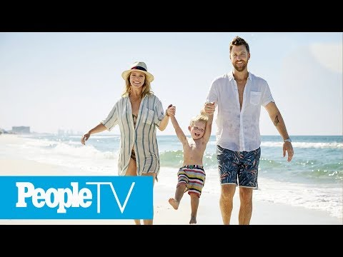 Lady Antebellum's Charles Kelley Talks Touring With His Son, His Wife Cassie & More | PeopleTV