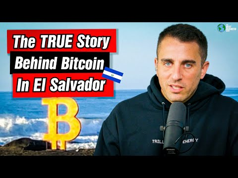 The TRUE story behind bitcoin in El Salvador: Full Interview