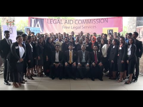 Fijian Attorney General closes Legal Aid Commission's 7th Annual National Staff Workshop