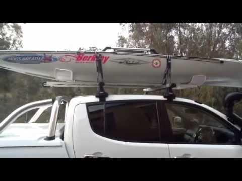 Hobie Pro Angler Cradle Youtube
