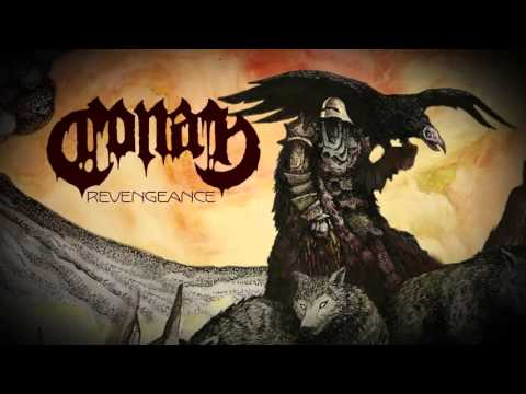 CONAN - Revengeance (Official Lyric Video) | Napalm Records