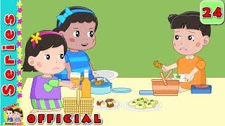 #24 Piknik Bersama Teman#Nisa Kepedasan#Jamal Laeli Series Official