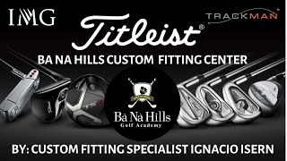 NEW TITLEIST IRONS, HYBRIDS & UTILITIES