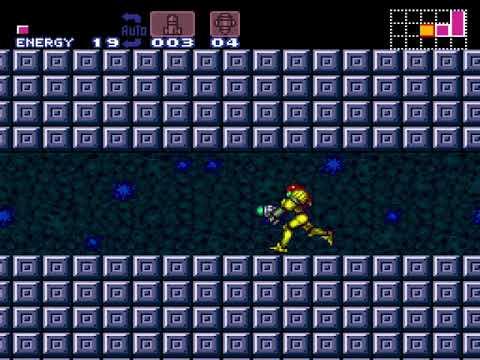 [TAS] SNES Super Metroid by Sniq in 35:58.31