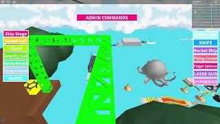 Roblox escape evil duck obby obby