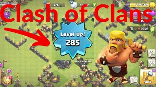Clash of Clans Pushing to level 300😍🔥   Time to come back👌🤟   Req n Leave