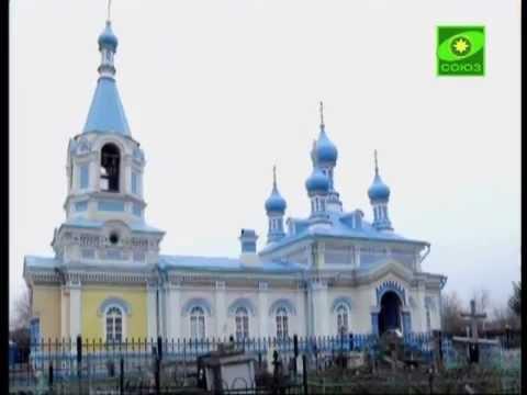 Престол в Казанский храме Кузнецка Пензенской области