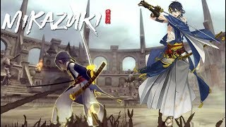 Mikazuki Munechika Costume Mod - [Download Mod] - Dragon Nest INA