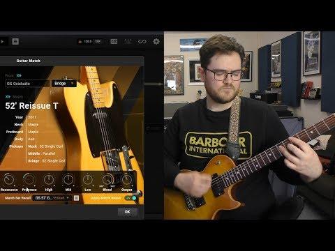 Bias FX 2 - Guitar Match Demo