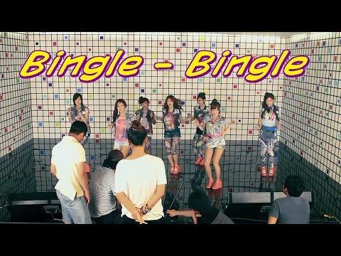 "T-ARA ""Round and Round"" {Bingle Bingle} Eng Sub + Prev Versions"