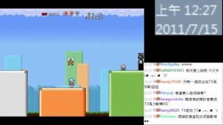 魯蛋玩Ts Mario P2 (́◕◞౪◟◕‵)