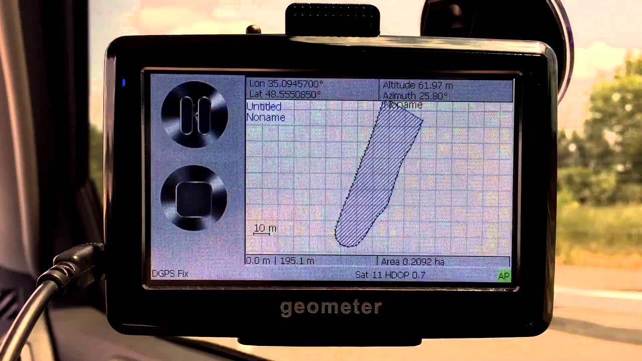 GPS GeoMeter 99