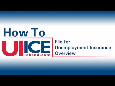 UI ICE Overview: How to File for Unemployment Insurance in North Dakota