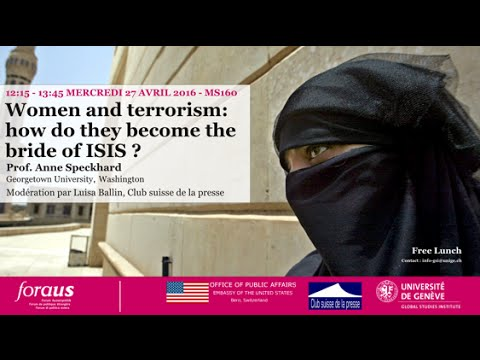« Women and terrorism:  how do they become the bride of ISIS