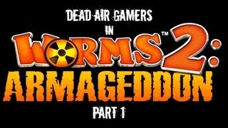Worms 2: Armageddon - Ep 1 - The Battle Begins