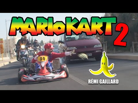 MARIO KART 2 (REMI GAILLARD)
