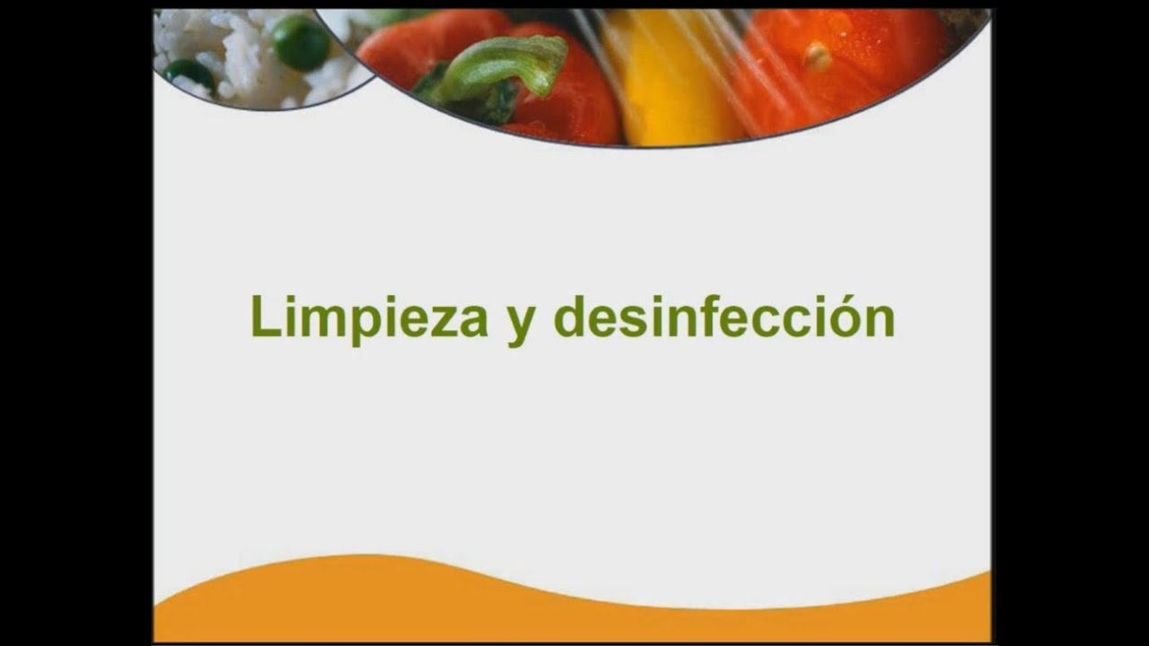 Capacitaci n de limpieza y desinfecci n youtube for Manual de limpieza y desinfeccion en industria alimentaria