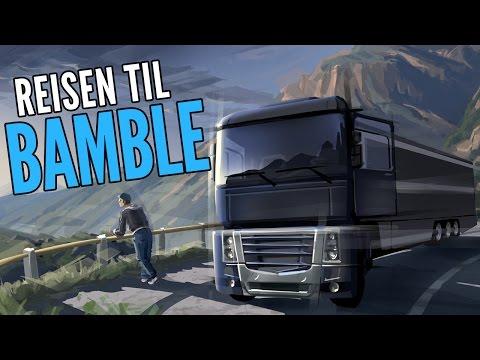REISEN TIL BAMBLE - Euro Truck Simulator 2 / Norsk Gaming