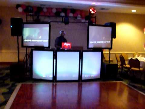 DJ BEAT THOZ  ENCORE EVENTS SF MOBILE SETUP WITH
