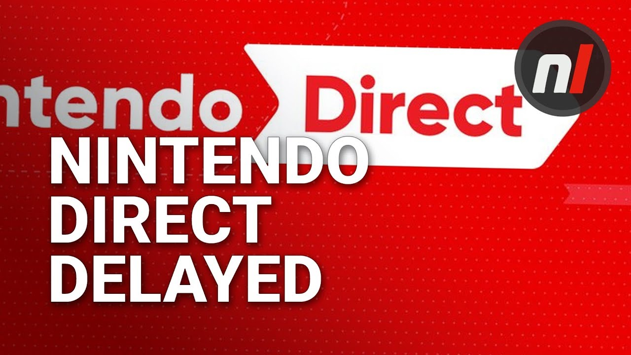 old nintendo direct delayed due to powerful earthquake in hokkaido