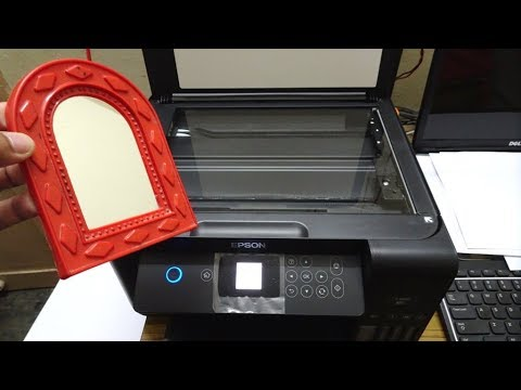 What Happens if You Photocopy a Mirror in Color Xerox | Xerox Experiment