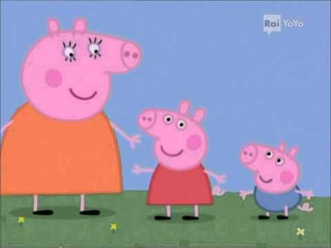 Peppa pig italiano nuovi episodi compilazione doovi for Zig e sharko italiano