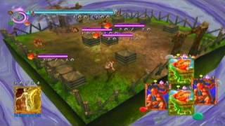 Lost Kingdoms Game Sample - GameCube