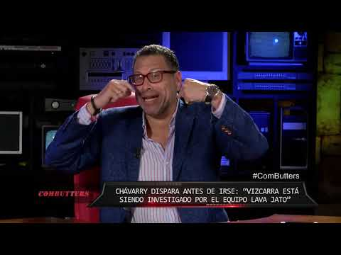Combutters: CHAVARRY DICE QUE VIZCARRA ESTÁ SIENDO INVESTIGADO - ENE 09 - 2/5 | Willax
