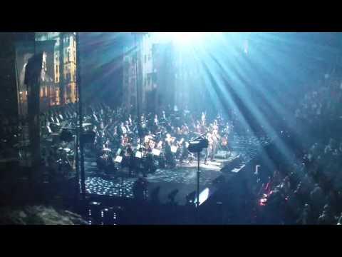 Moon River- Andrea Bocelli cover