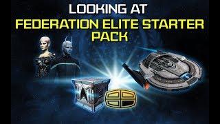 Federation Elite Starter Pack | Star Trek Online