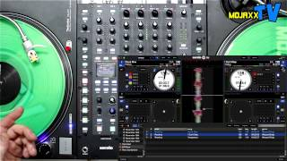 Rane 64 mixer for Serato DJ walkthrough and demo