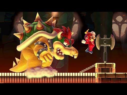 Super Mario Maker - 100 Mario Challenge #181 (Expert Difficulty)