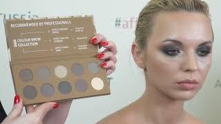 Обучение на косметике AFFECT. Как создать матовый макияж.
