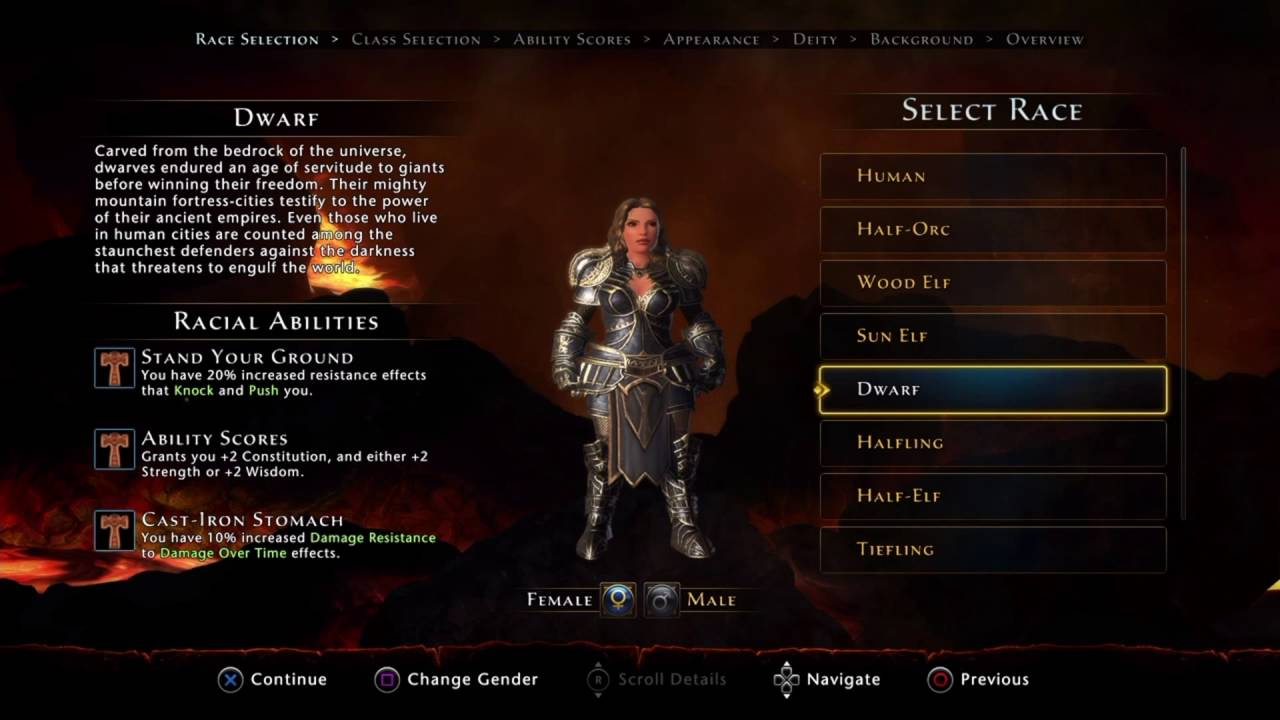 Neverwinter Best Class 2020.Neverwinter Ps4 Racial Starter Guide What Race Is Right For You Your Class