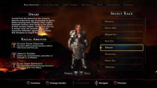 Neverwinter PS4 - Racial Starter Guide - What Race Is Right For You & Your Class?