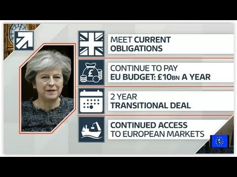 Brexit fallout: Theresa May to offer transition deal and pay