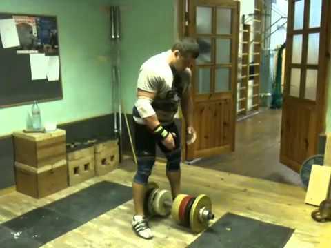 100kg Circus Dumbell Rauno Heinla