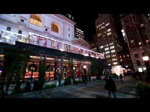 Bryant Park Grill Promo Film Produced By Suburban