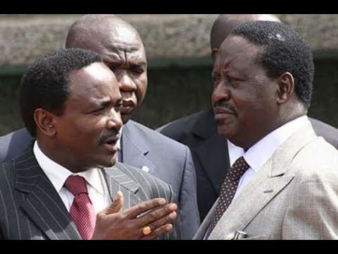 What Raila Odinga and Kalonzo Musyoka are doing abroad