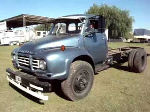 Camion Bedford (Video 1)