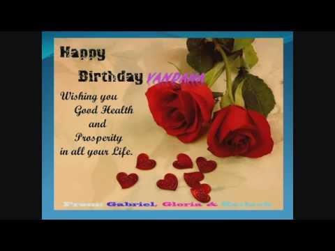 Happy Birthday Kailash Voice