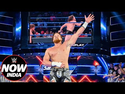 Can't-miss moments from Raw & SmackDown LIVE: WWE Now India