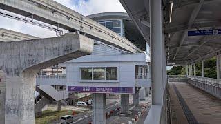 沖縄都市モノレール線(ゆいレール) 経堂駅