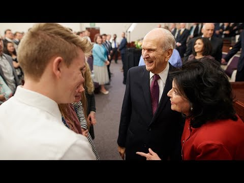 Advice From President Nelson to Millennials Living in a Hectic World